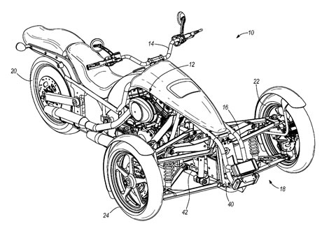 Harley Davidson To Build A Tri Rod 86887 on bmw street rod