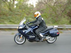 Ride Report 2003 Bmw K 1200gt Motorcycle Com