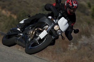 "The Super TT: Another ""urban assault"" vehicle from your friends at Buell."
