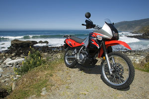 A sea of change for the 2008 KLR?