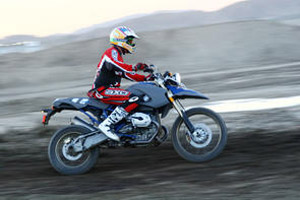The Enduro was the first bike to wear the HP2 moniker.