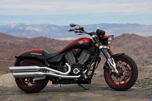 The 2007 Victory Hammer S