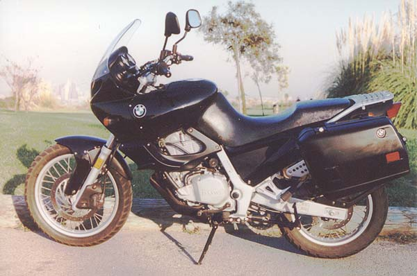 First Impression 1997 Bmw F650 Motorcycle Com