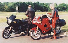 Bmw K1100rs And K1200rs Go Toe To Toe Motorcycle Com