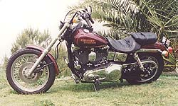 The first Dyna: The Sturgis