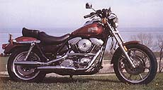 A late 80's FXRS Low Rider