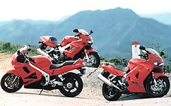 The Family Tree Actually, Honda can not claim clean hands in all this superbike madness