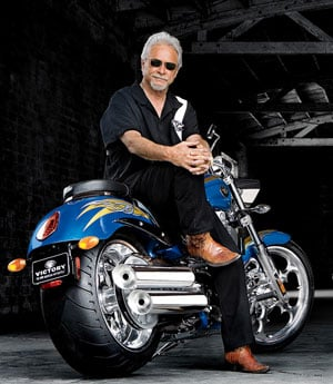 The word �legend� isn�t hyperbole when it comes to world-famous bike customizer Arlen Ness. His designs have influenced moto culture for more than four decades.