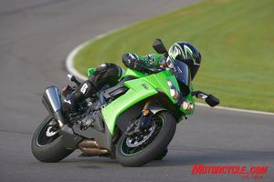 For this iteration of the ZX-10R, Team Green relied heavily on the most-honorable and most-skilled Akira Yanagawa for development input