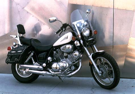 Yamaha virago 1100 review