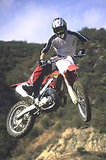 Trevor Vines playing Anti-Gravity-Games on the CR250.