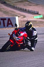 Daytona-winning Nigel Gale had high praise for the 929's flickability -- as did the rest of us.