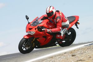 In the hands of an expert, the ZX-10 is a fearsome weapon. In the hands of Sean...