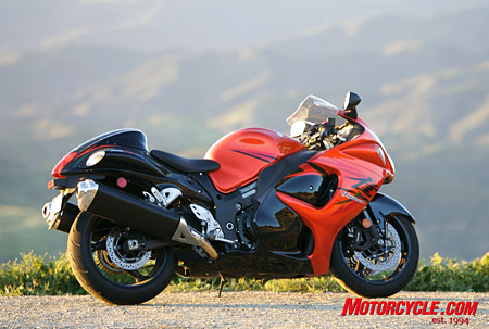 2008 Hayabusa vs  ZX-14R Shootout - Motorcycle com
