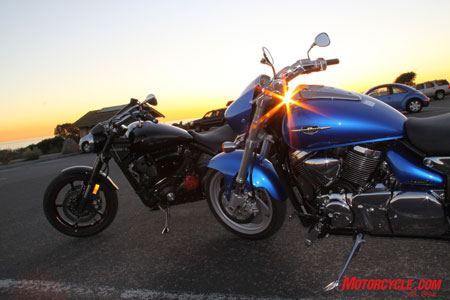Has the sun started to set on the mighty Warrior? With the introduction of the M90, Suzuki has given the market an option, and savings to boot!