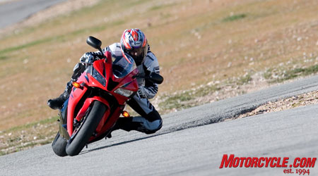 Can last year's Supersport Shootout champ turn the tables on the Ninja now that the racetrack is the battleground?