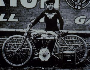 "Excelsior's ""heritage"" was about performance, not cruisers: In 1912, this was the first motorcycle to reach 100 MPH."