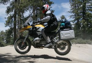 Optional anti-gravity kit adds another $19,000 to the price of the GS.