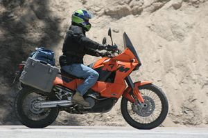 Would you believe that a $13,898 dirt bike is a bargain?