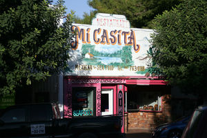 Delicious has a new name and it is Mi Casita at 416 Center Street in Taft, CA.