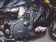 Careful tuning by Kawasaki's engineers has led to a powerful and torquey, yet silky-smooth powerplant.