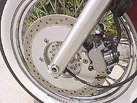 ACE Front Brake.
