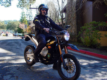 Scotts Valley Police Department Zero DS