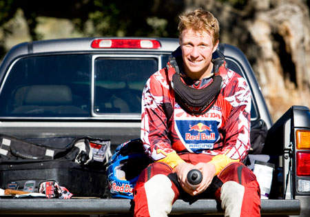 Andrew Short has finished third for two seasons in a row. Photo by Garth Milan/Red Bull Photofiles