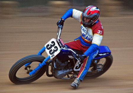 The 2010 AMA Racing Vintage National Dirt Track Championship Series will beheld over ten rounds.