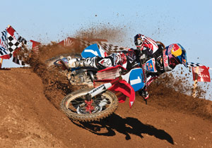 Women's MX will receive expanded exposure in 2009 after getting integrated with the AMA MX series.
