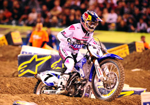 James Stewart has two wins in three races but still sits fourth in the standings.