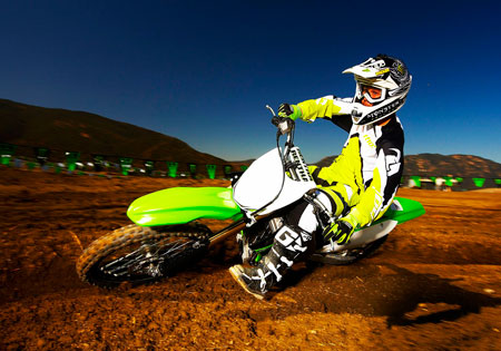 Kawasaki is offering up to $2.46 million in contingency for motocross and off-road racing.