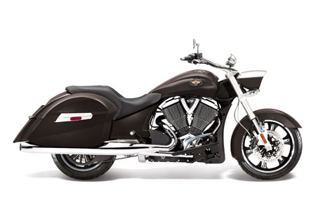 2011 victory cross roads core custom instrumentation specifications