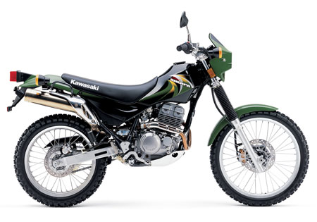 The 2009 Kawasaki Super Sherpa may suffer a camshaft seizure due to an oil blockage.