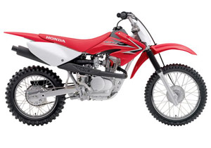 The Consumer Product Safety Improvement Act would ban the sale of youth-oriented bikes such as the Honda CRF80F.
