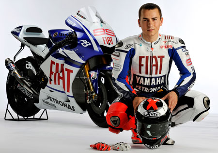Jorge Lorenzo and Valentino Rossi will no longer be sharing their data with each other.