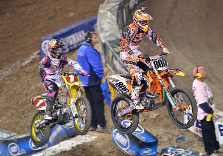 Mike Alessi Ryan Dungey