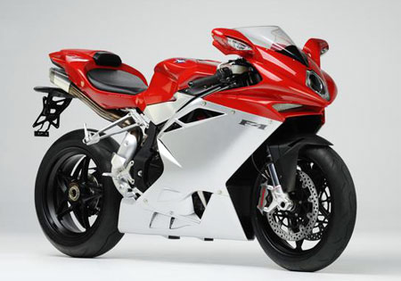 Production of the MV Agusta F4 is underway despite the manufacturer's uncertain future.