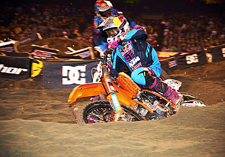 Ken Roczen Supercross Lites West Anaheim II