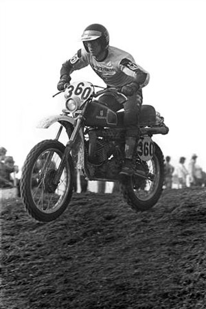 Dick Burleson was inducted to the AMA's Motorcycle Hall of Fame in 1998.