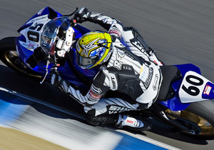 Michael Beck will ride a Graves Motorsport-backed Yamaha R6 in the AMA Daytona Sportbike class.