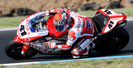 Ducati has dominated the WSBK series with a record 16 manufacturers titles.