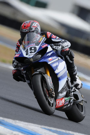 Ben Spies will try to be the first American WSBK champ since Colin Edwards.