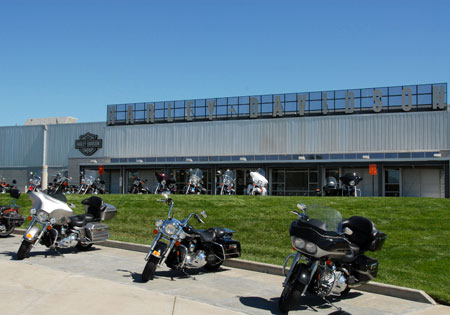 Harley-Davidson Kansas City Vehicle Powertrain Operations