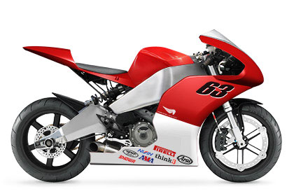 Erik Buell Racing's 1190RR isn't approved for AMA Road Racing yet but it may enter other series around the world.