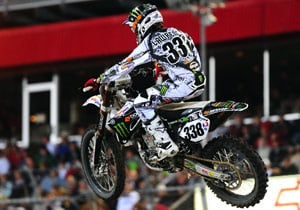 Jason Lawrence was also suspended for the end of the 2008 AMA Motocross season.
