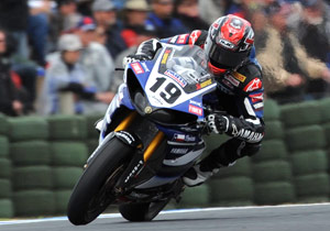 Ben Spies has been perfect in Superpole qualifying in his rookie WSBK campaign.