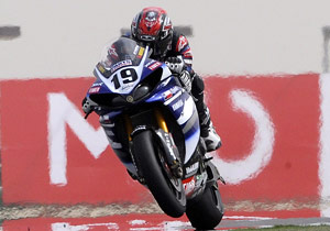 Ben Spies was consistantly fast at Losail despite never having previously raced on the circuit.