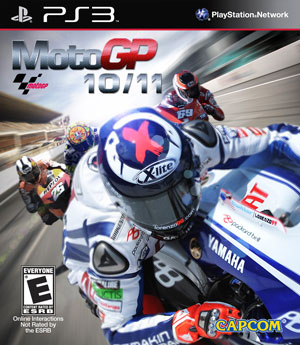 MotoGP 10/11 for Playstation 3