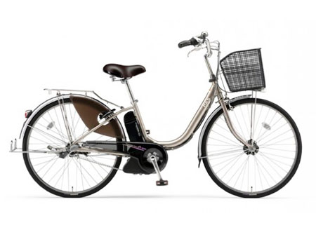 Yamaha PAS hybrid bicycle